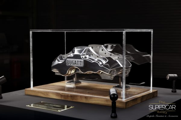 Bugatti Veyron Caliper Display by The Supercar Store