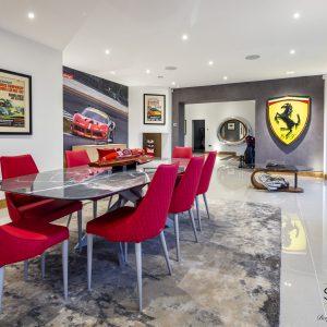 Ferrari Emblem XXL by The Supercar Store